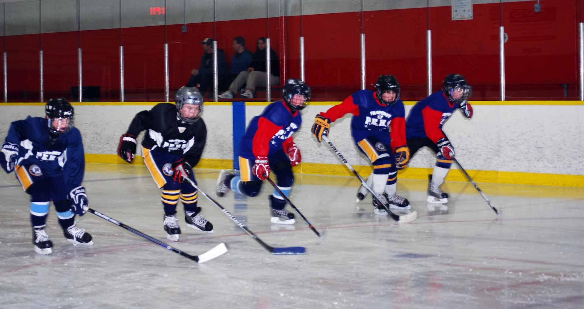 H3 4 Advanced Power Skating And Hockey Development Combo Hockey